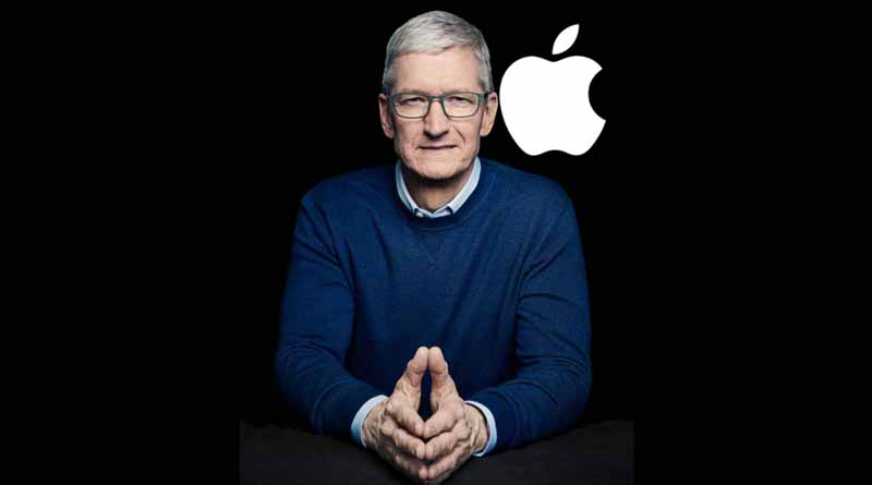 Apple CEO Tim Cook announced the company will support India during these times । Sangbad Ptratidin