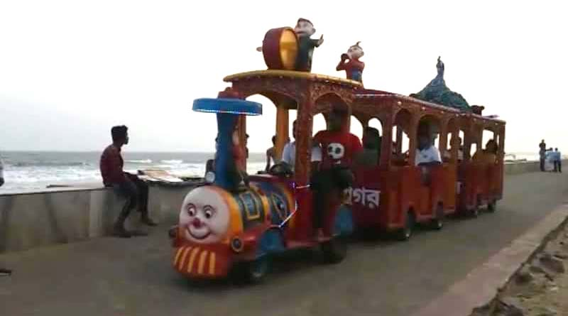 Travel Story: Toy Train services started in Digha tor tourists | Sangbad Pratidin