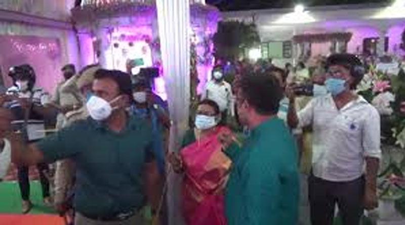 Tripura CM Biplab Kumar Deb orders probe against DM Shailesh Kumar Yadav | Sangbad Pratidin