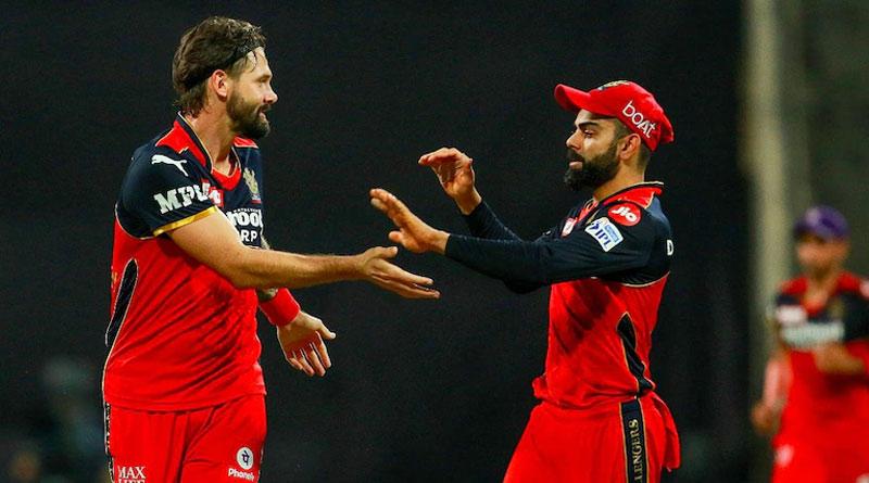 RCB duo Kane Richardson and Adam Zampa leave IPL 2021 | Sangbad Pratidin