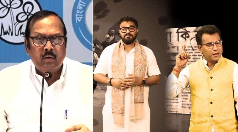 WB Election 2021: TMC to report Election Commission about Babul Supriyo and Rudranil Ghosh's song | Sangbad Pratidin