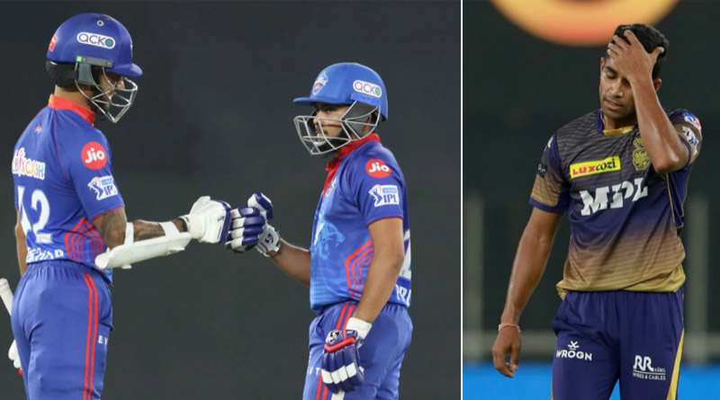 IPL 2021: Delhi Capitals beats Kolkata Knight Riders | Sangbad Pratidin