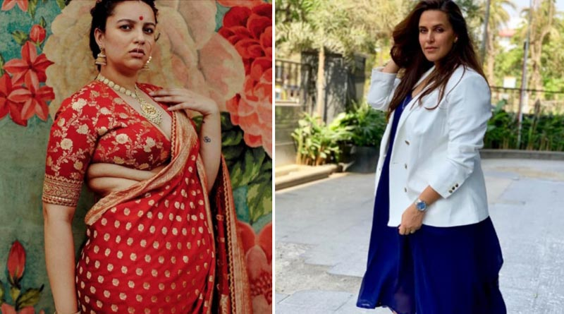 Plus size models in Fashion designer Sabyasachi's show is now in trend | Sangbad Pratidin