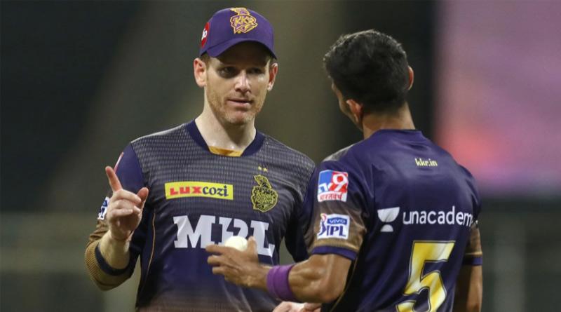 IPL 2021: Kolkata Knight Riders captain Eoin Morgan has been fined for slow over rate against Chennai Super Kings | Sangbad Pratidin