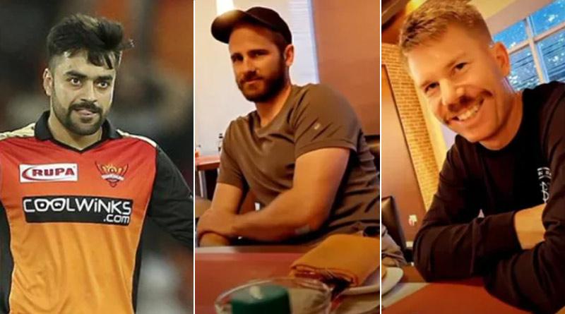 Kane Williamson, David Warner fasting along with SRH teammates Rashid Khan, Mujeeb Ur Rahman | Sangbad Pratidin