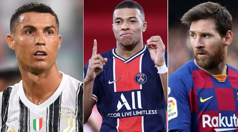 Kylian Mbappe overshadows Ronaldo, Messi by creating unique Champions League record in PSG's win over Bayern | Sangbad Pratidin