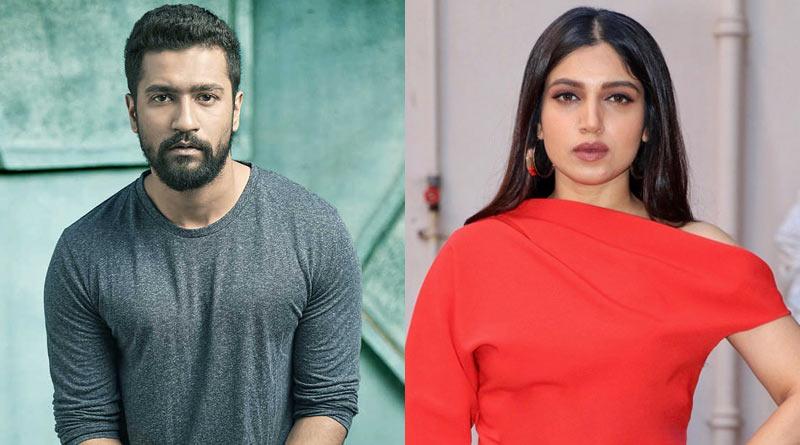 Bollywood actors Vicky kaushal and Bhumi Pednekar tested corona positive | Sangbad Pratidin
