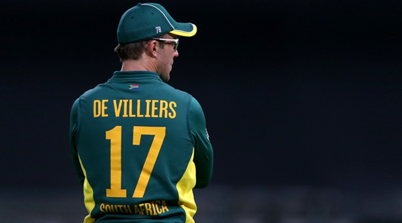 AB de Villiers retirement to 'remain final' in South Africa jersey | Sangbad Pratidin