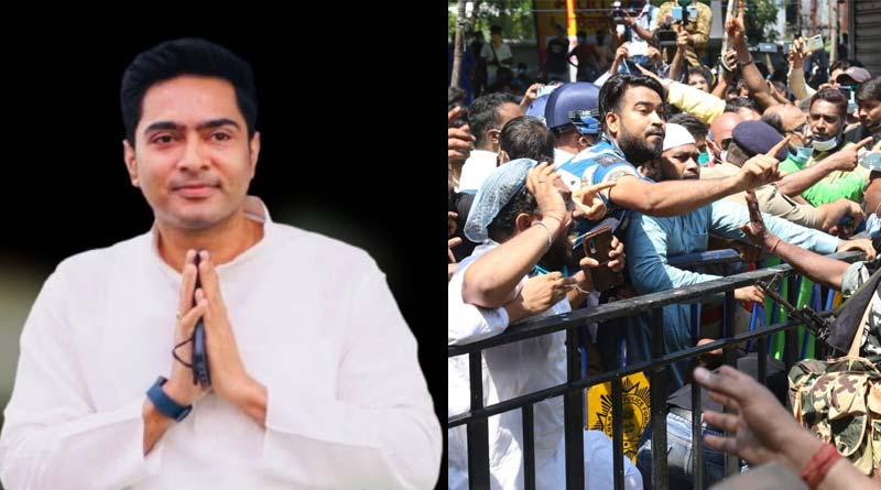 Abhishek Banerjee Banerjee urges TMC supporters to maintain peace| Sangbad Pratidin