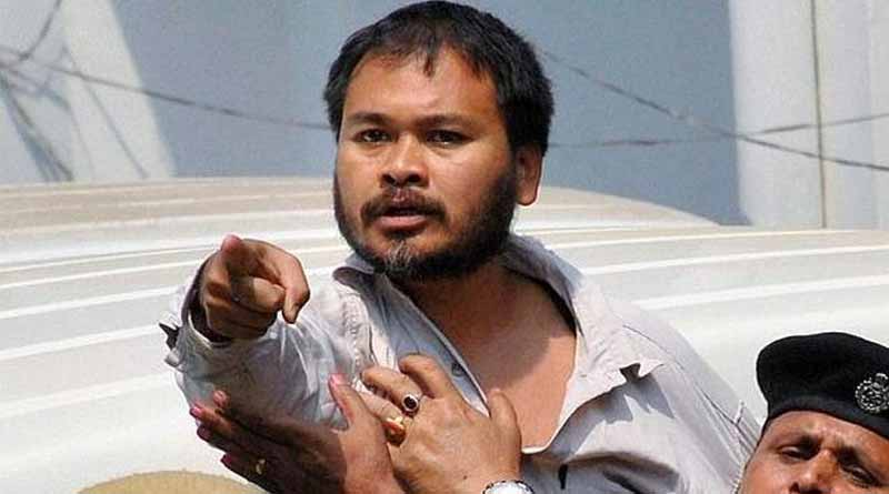 Special NIA court granted permission to activist Akhil Gogoi to take oath as legislator of Assam Assembly । Sangbad Pratidin