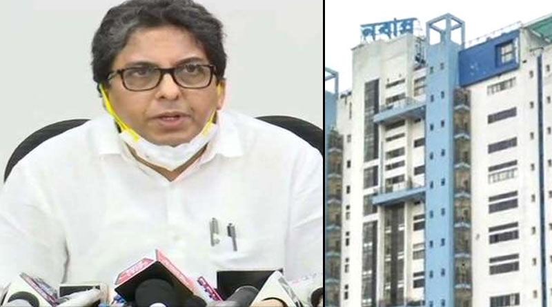 Chief secretary of Bengal Alapan Bandyopadhyay may not join Delhi on Monday, instead he will continue works at Nabanna |Sangbad Pratidin