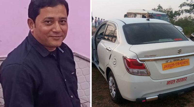 Shootout at Chittanranjan, Asansol, railway employee found dead into his car |Sangbad Pratidin