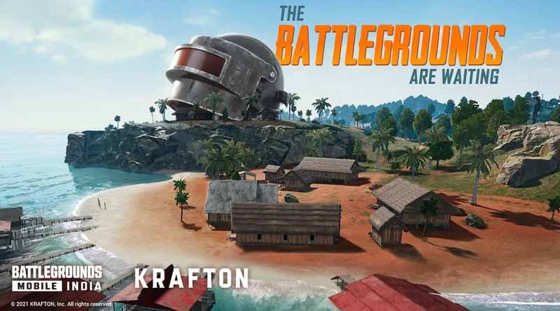Krafton announced the date for pre-registrations of BATTLEGROUNDS MOBILE INDIA । Sangbad Ptaridin