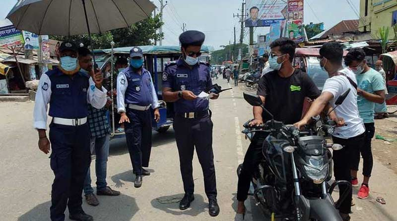 Lockdown in Bangladesh will be exteneded after Eid to combat Corona infection | Sangbad Pratidin