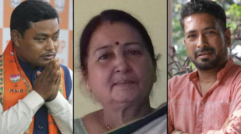 Three BJP MLA from North Bengal left the central security | Sangbad Pratidin