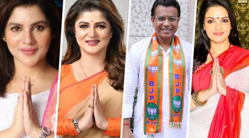 Central security has been lifted for Bengal BJP candidates including actress Srabanti Chatterjee   Sangbad Pratidin