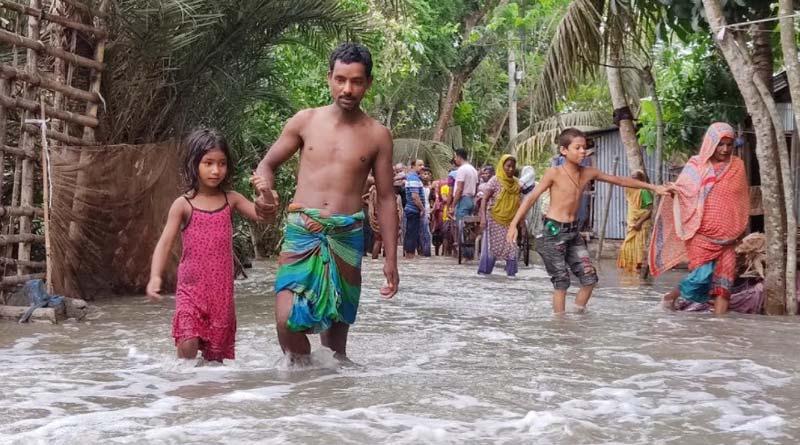 Bangladesh suffers blow from Cyclone Yaas | Sangbad Pratidin