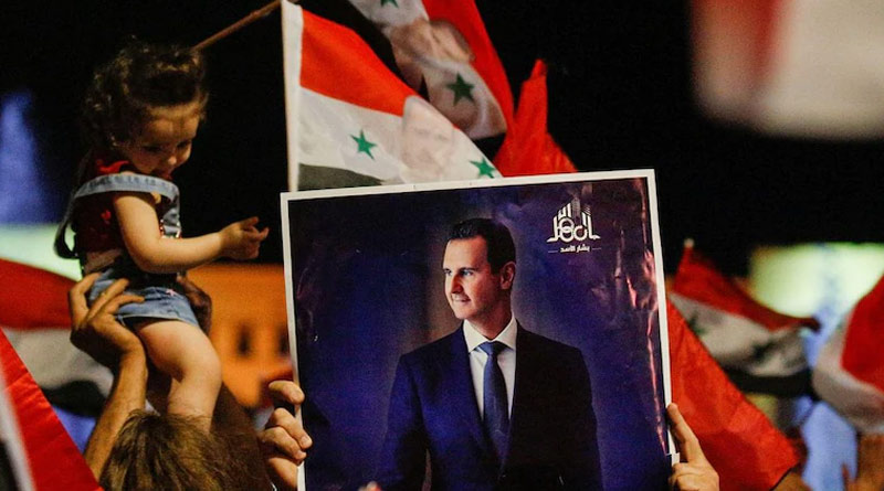 Syria's Assad wins 4th term with 95% of vote, in election the West calls fraudulent | Sangbad Pratidin