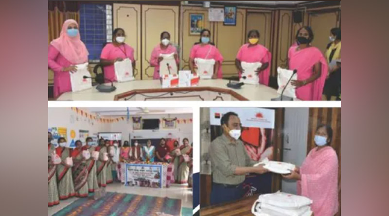 Blind Cricket Association provides food and medical supplies to the underprivileged amid COVID-19 crisis | Sangbad Pratidin