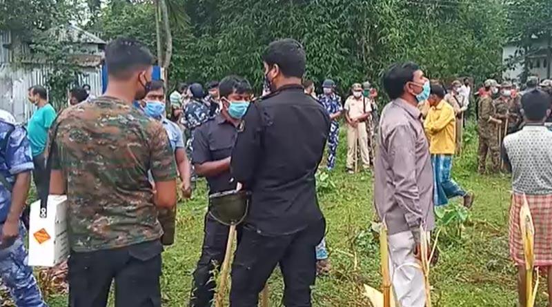Bengal Polls : TMC leader allegedly killed by BJP goons | Sangbad Pratidin