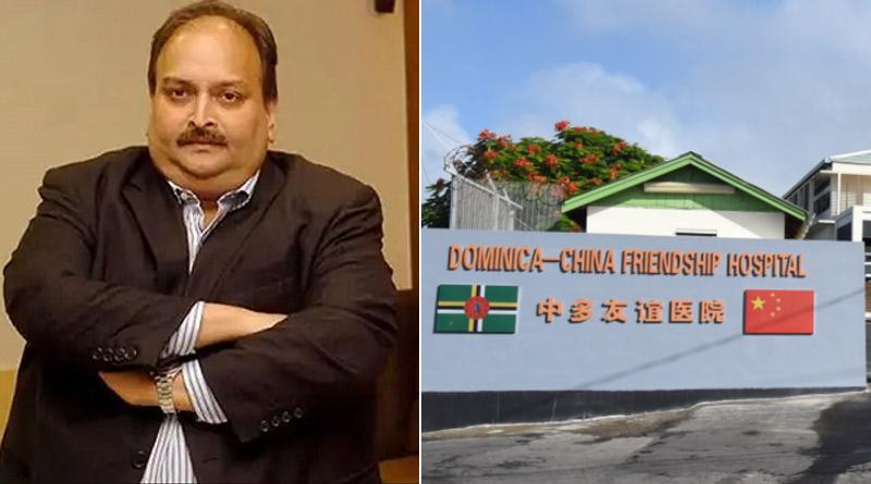 Mehul Choksi admitted to hospital in Dominica: Report | Sangbad Pratidin
