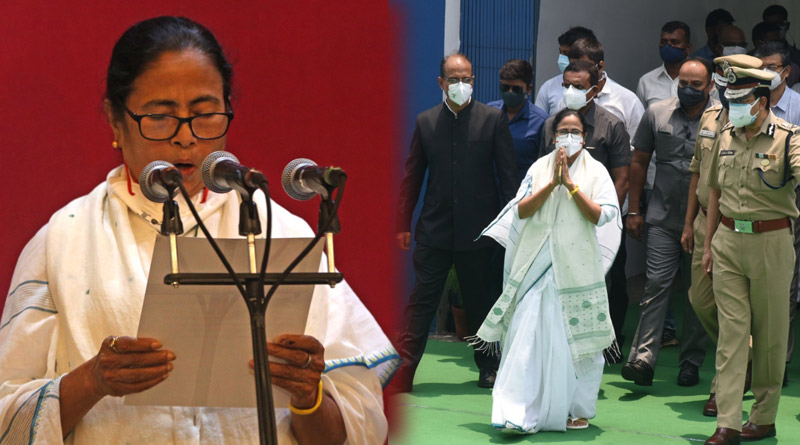 Mamata Banerjee's first day as the WB Chief Minister in 2021 | Sangbad Pratidin Photo Gallery: News Photos, Viral Pictures, Trending Photos - Sangbad Pratidin