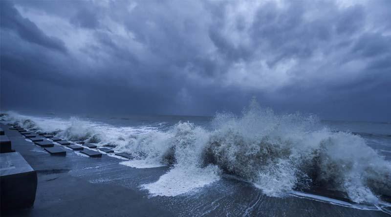 Cyclone Yaas makes landfall, Bangladesh braces for impact | Sangbad Pratidin
