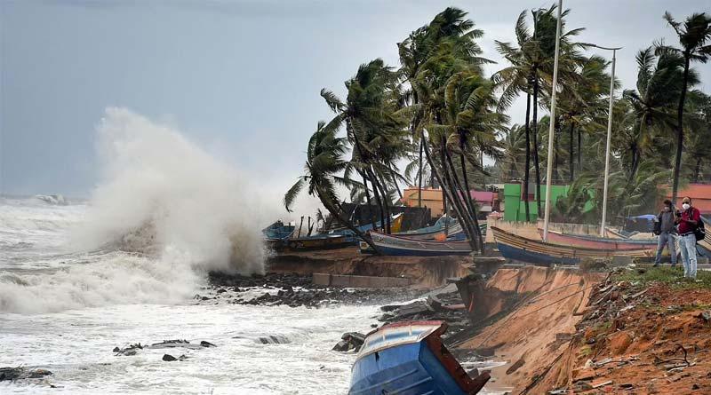 Cyclone Yaas will do less damage than Amphan, says MeT   Sangbad Pratidin