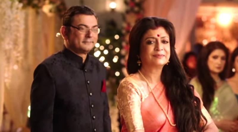 Debashree Roy starer upcoming serial Sharbojoya teaser is out | Sangbad Pratidin
