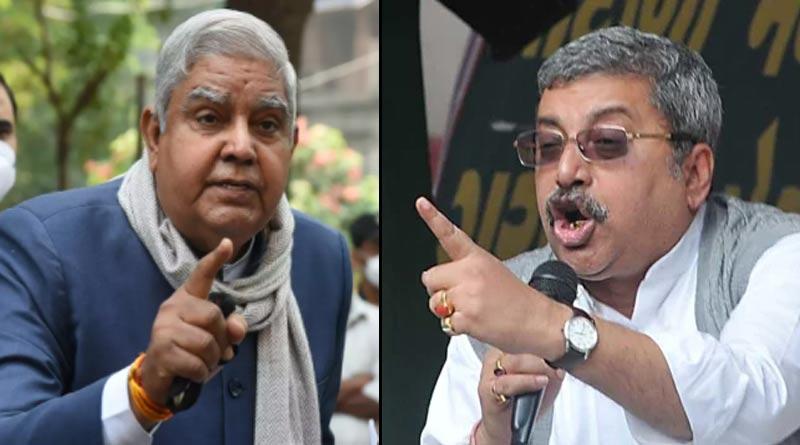 TMC MP Kalyan Banerjee slams Jagdeep Dhankhar | Sangbad Pratidin