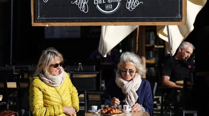 France and Austria relax corona norms | Sangbad Pratidin