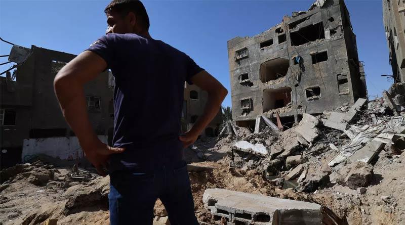 Hamas says group won't touch Gaza reconstruction aid | Sangbad Pratidin