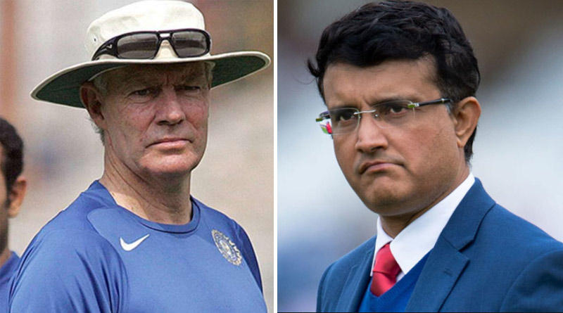 Greg Chappell recounts how his equation with Sourav Ganguly soured his Indian dream   Sangbad Pratidin