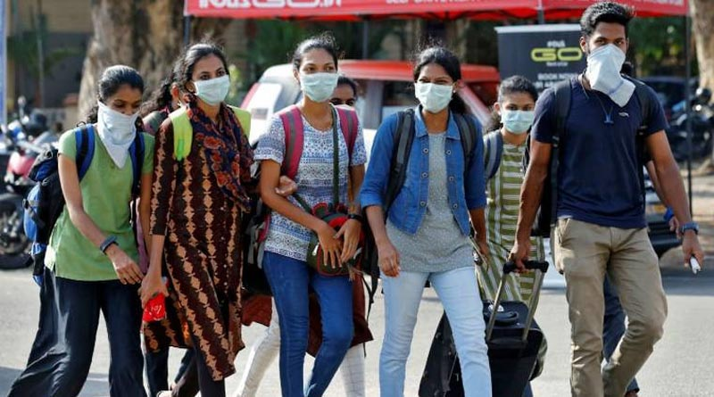 Coronavirus: 26 per cent of all people infected with COVID-19 in India since May 1 are in the 18-30 age group | Sangbad Pratidin