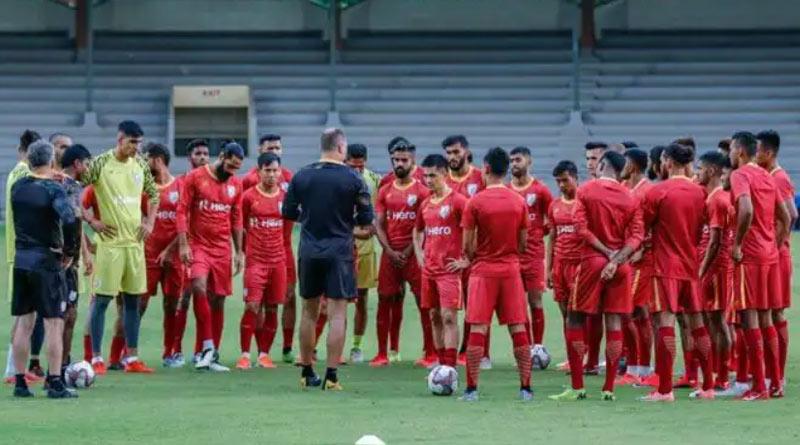 Sunil Chhetri-Led India National Football Team to Leave For Qatar on May 19 | Sangbad Pratidin