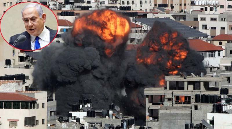 Israel PM Netanyahu warns Gaza Ops will continue| Sangbad Pratidin