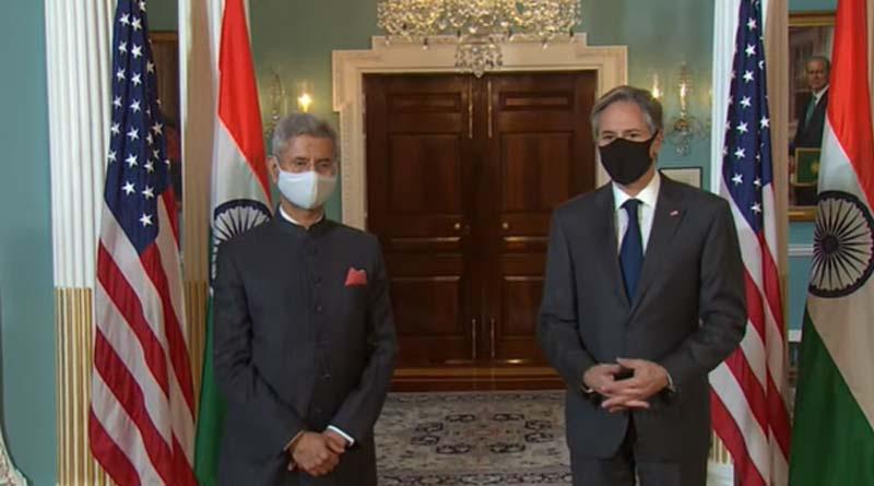 Jaishankar meets Blinken, other top officials | Sangbad Pratidin