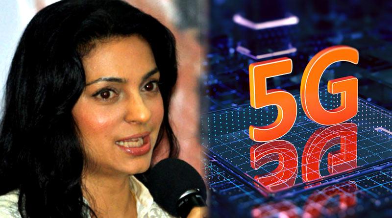 Juhi Chawla Files Case Against 5G Networks In Delhi High Court | Sangbad Pratidin