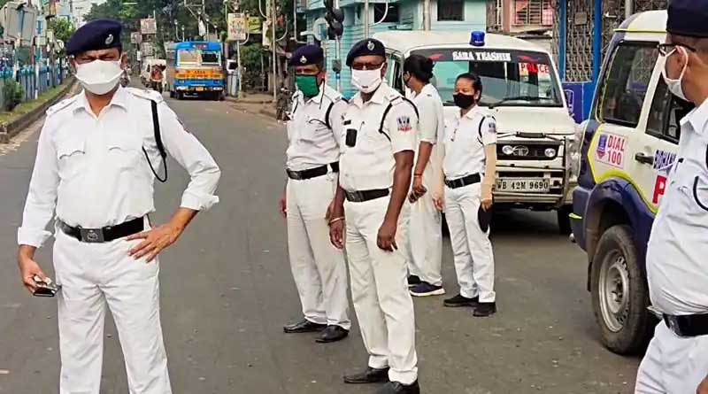 OCs of Kolkata Police allowed to Work from home amid Cororna Situation | Sangbad Pratidin
