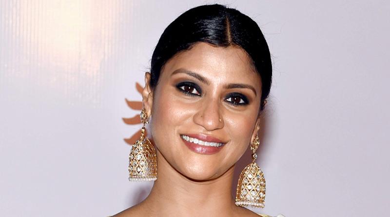 Konkona Sen Sharma gave tips of registering for Corona Vaccine | Sangbad Pratidin