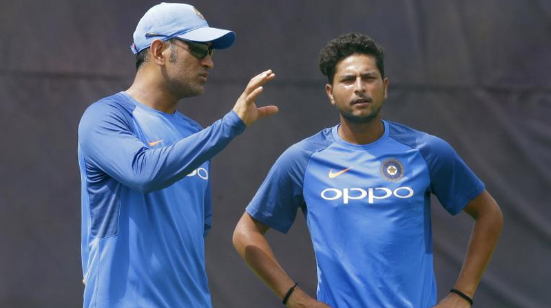 Kuldeep Yadav misses 'guidance' given by MS Dhoni | Sangbad Pratidin