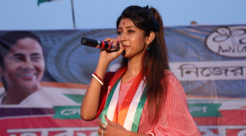 TMC MLA Lovely Maitra receives death threat | Sangbad Pratidin
