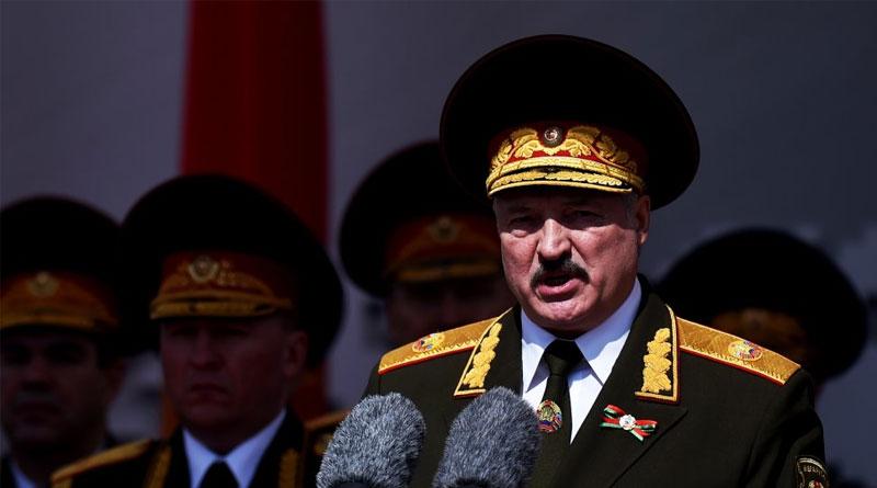 Belarus President Lukashenko defends Belarus flight diversion, denounces critics | Sangbad Pratidin