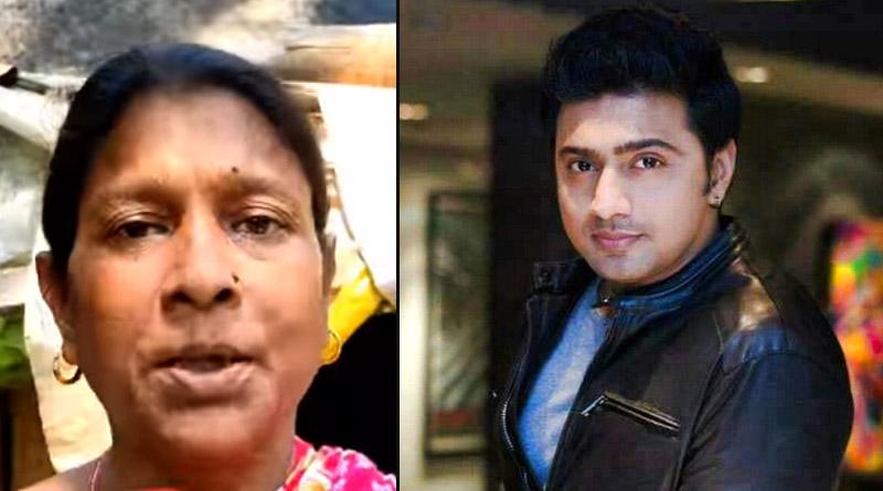 Paschim Medinipur: TMC MP Dev helped local woman   Sangbad Pratidin