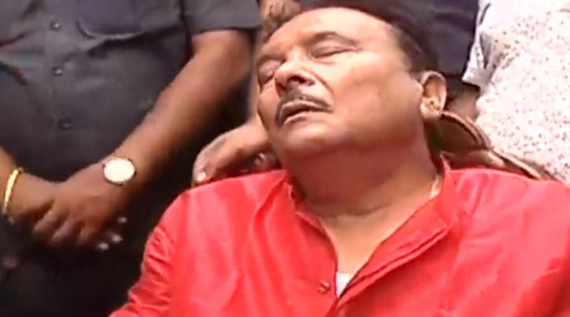 TMC MLA Madan Mitra fall sick again just after discharging from hospital | Sangbad Pratidin