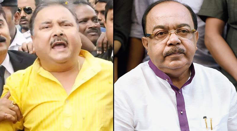 Madan Mitra and Sovon Chatterjee admitted in SSKM Hospital ।Sangbad Pratidin