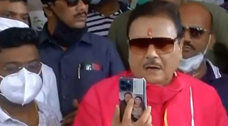 TMC MLA Madan Mitra leaves SSKM hospital | Sangbad Pratidin