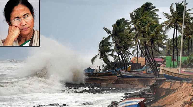 Electricity and water service may disrupted in Kolkata due to cyclone Yaas, says CM Mamata Banerjee ।Sangbad Pratidin