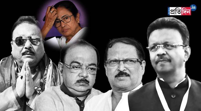 Bengal CM Mamata Banerjee made party in Narada Case by CBI| Sangbad Pratidin