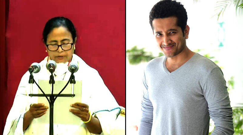 Tollywood celebrities congratulate Mamata Banerjee for taking oath as West Bengal CM for the 3rd time | Sangbad Pratidin